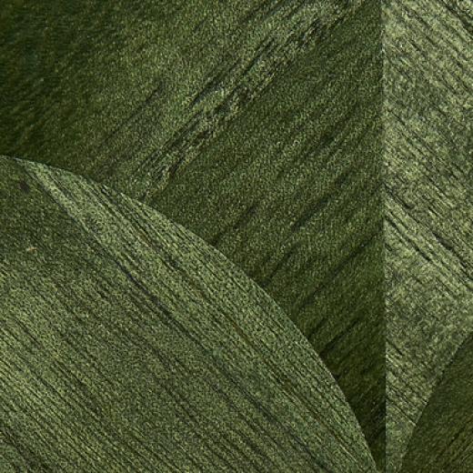 Wood Veneer Wallpaper Forest